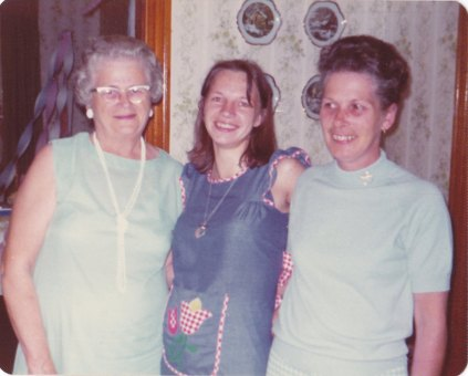 Image provided from family photo album