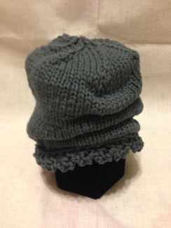2013 - Sample for Yarn Store