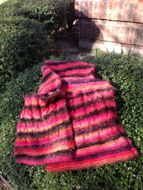 2012 - Sample for a Knitting Class